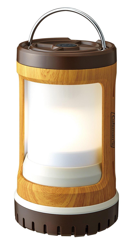 ตะเกียง LED Coleman Batterylock Compact Lantern #Natural Wood