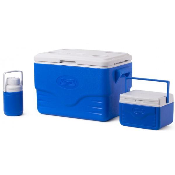 Coleman 36Q Combo Cooler #Blue