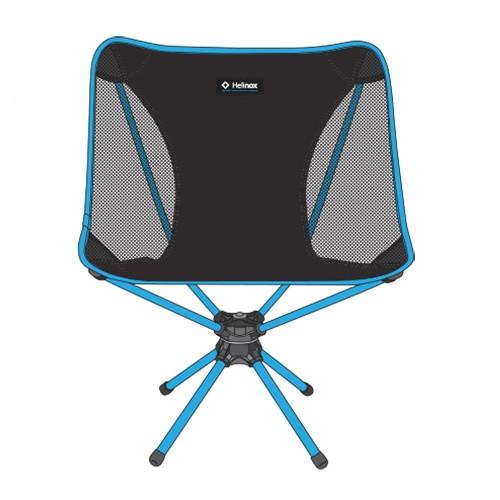เก้าอี้ Helinox Swivel Chair #BLACK