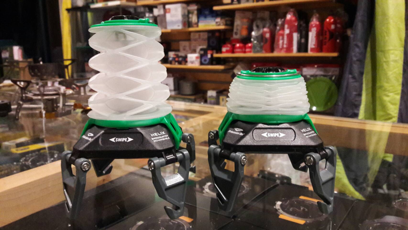 Helix Backcountry Rechargeable LED Lantern