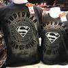 ซุปเปอร์แมน สีดำ (Superman black Man of Steel CODE:0135)