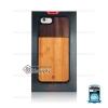 เคส iPhone6/6s WOOD (Brown/Yellow) - REMAX