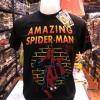 สไปเดอร์แมน สีดำ (The Amazing Spider Man wall)1300