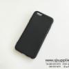 เคส Samsung J7 Plus ซิลิโคน นิ่มดำ