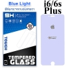 ฟิล์มกระจก iPhone6/6s Plus (Blue Light Cut) ฟิล์มถนอมสาย