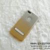 เคส iPhone7 Plus กากเพชรไล่สี ตั้งได้ สีเหลือง