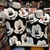 มิ้กกี้เมาส์ สีดำ (Mickey big face)