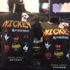 มิ้กกี้เมาส์ สีดำ (Mickey and friend 8bit)