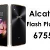 ฟิล์มกระจก Alcatel Flash Plus2/6755
