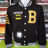 แบทแมน เสื้อแจ็คเก็ตกันหนาว (Batman logo B CODE:0889)