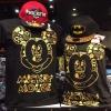 มิ้กกี้เมาส์ สีดำ (Mickey gold CODE:1184)