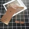 ฟิล์มกระจก iPhone 6/6s Plus กระจกเงา สีโรสโกล์ด