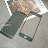 ฟิล์มกระจก iPhone6/6s ลายเพชร สีดำ