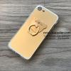 เคส iPhone 6/6s Plus กระจกเงา หมีมีแหวน สีทอง BKK