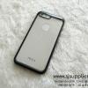 เคส iPhone7 Plus Slim Armor หลังใส สีดำ