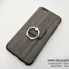 เคส iPhone 6/6s Plus แหวนลายไม้ สีเทา BKK