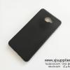 เคส Samsung A9 Pro นิ่ม สีดำ