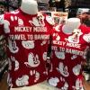 มิกกี้เมาส์ (Mickey Mouse Bangkok Red)