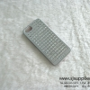 เคส iPhone5/5s/SE ZERO เพชร สีเงิน
