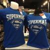 ซุปเปอร์แมน สีน้ำเงิน (Superman blue white logo)