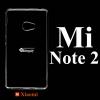 เคส Xiaomi Note2 ซิลิโคน สีใส
