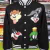ลูนี่ตูนส์ เสื้อแจ็คเก็ตกันหนาว (Looney tunes face CODE:0967)