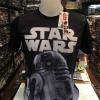 สตาร์วอร์ สีดำ (Star wars R2-D2)