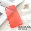 เคส Oppo R7 Plus ซิลิโคน สีแดง