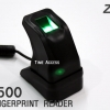 ZK4500 / รุ่นใหม่ ZK9500 เครื่องสแกนนิ้วแบบ USB โปรโมชั่น 2,500 บาท (ไม่รวม VAT)