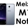 ฟิล์มกระจก Meizu M1 Note
