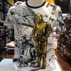 สตาร์วอร์ SCUBA สีขาว (Starwar R2-D2 C-3PO CODE:1043)