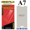 ฟิล์มกันรอย Samsung A7 (Nano)