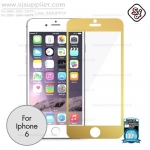 ฟิล์มกระจก iPhone6/6s REMAX Full สีทอง