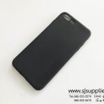 เคส iPhone7 Plus นิ่ม สีดำ