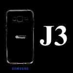 เคส Samsung J3 ซิลิโคน สีใส