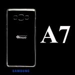เคส Samsung A7 ซิลิโคน สีใส