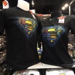 ซุปเปอร์แมน สีดำ (Superman pencil colour )