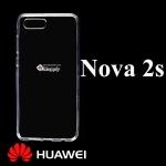 เคส Huawei Nova 2s ซิลิโคน สีใส