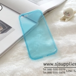 เคส iPhone4/4s ซิลิโคน สีฟ้า
