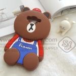 เคส หมีบราวน์ Samsung J7