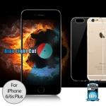 ฟิล์มกระจก + เคส iPhone 6/6S Plus Full 3D (Excellence) สีดำ
