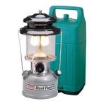ชุดตะเกียงนำ้มัน Coleman Premium Dual Fuel Lantern with Hard Case