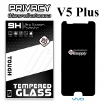 ฟิล์มกระจก Vivo V5 Plus Privacy (ฟิล์มกันเสือก)
