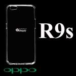 เคส Oppo R9s ซิลิโคน สีใส