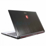 Notebook MSI GS63 7RE-049XTH (Black)