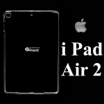 เคส iPad Air 2 ซิลิโคน สีใส