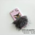เคส iPhone6/6s FENDI สีชมพู