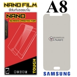 ฟิล์มกันรอย Samsung A8 (Nano)