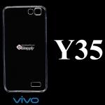 เคส Vivo Y35 ซิลิโคน สีใส