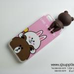 เคส iPhone 7 หมีบราวน์เกาะ BKK